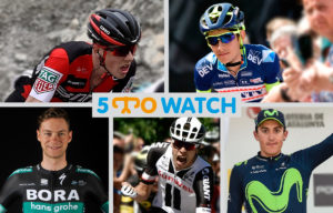 5 to watch 2018