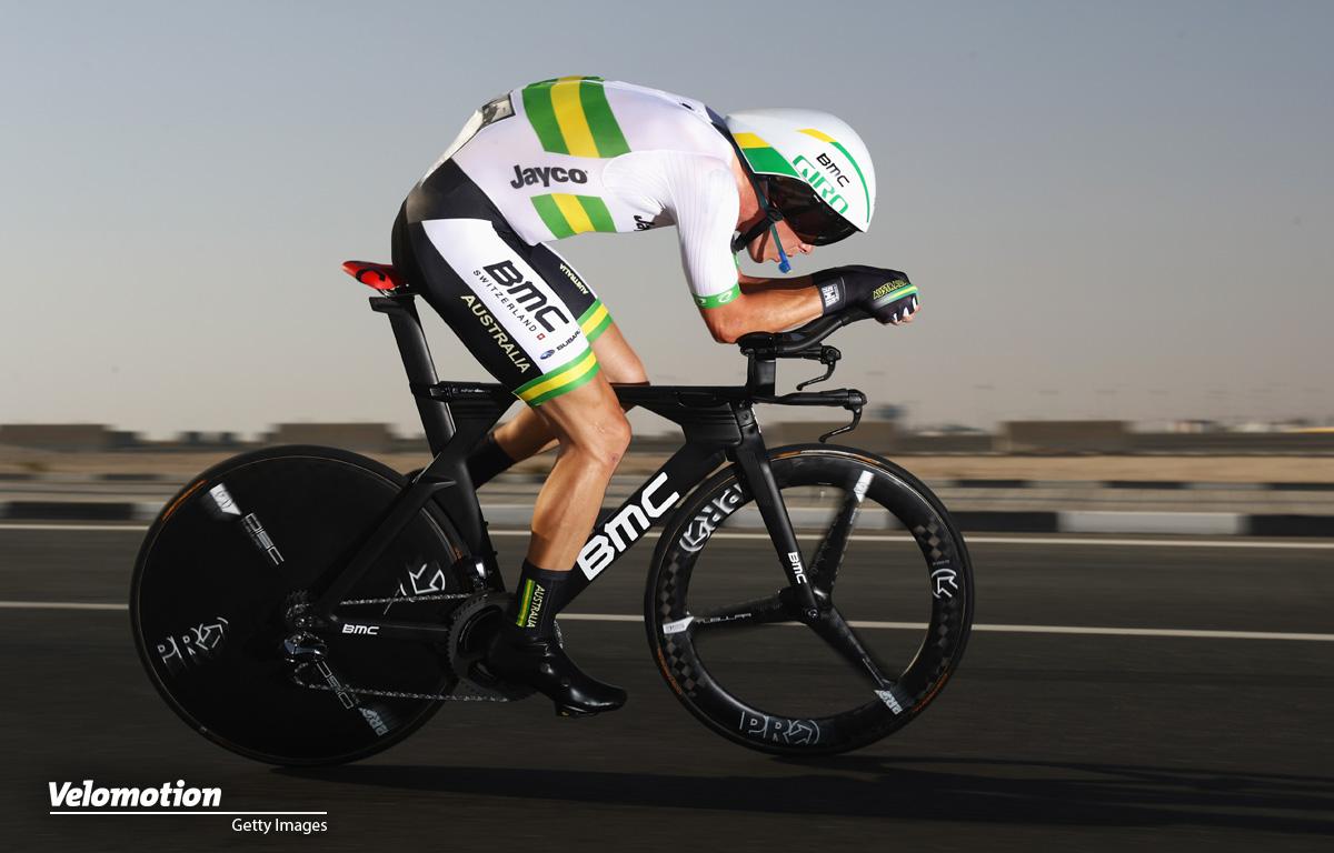 Rohan Dennis Abu Dhabi Tour