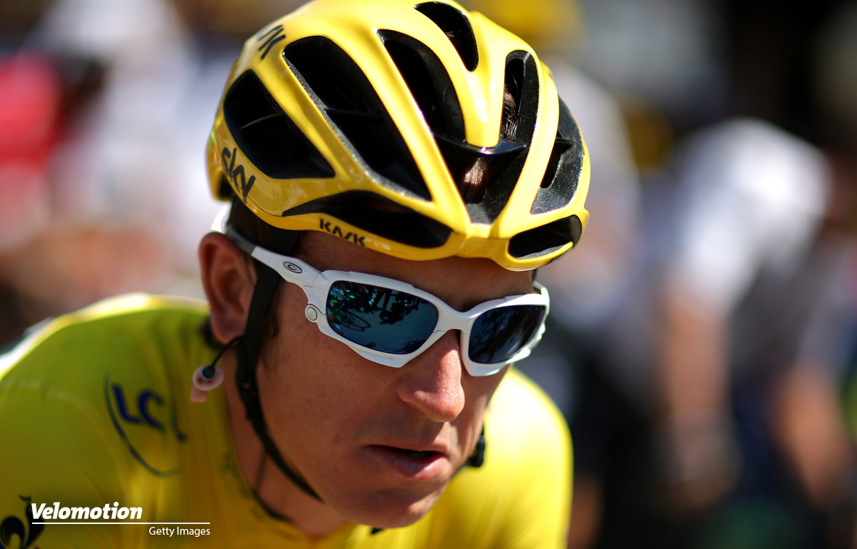 Tour de France 2019 Favoriten Geraint Thomas