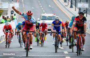 Haas Tour of Oman