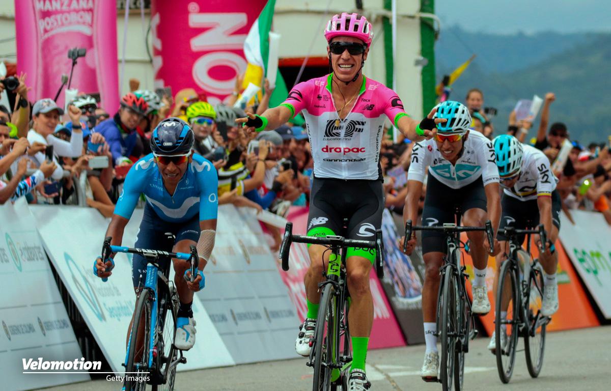 Tour de France 2019 Teams EF Education First Uran