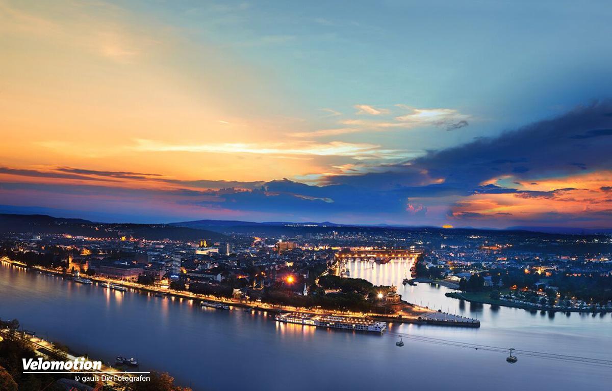 Deutschland-Tour Koblenz
