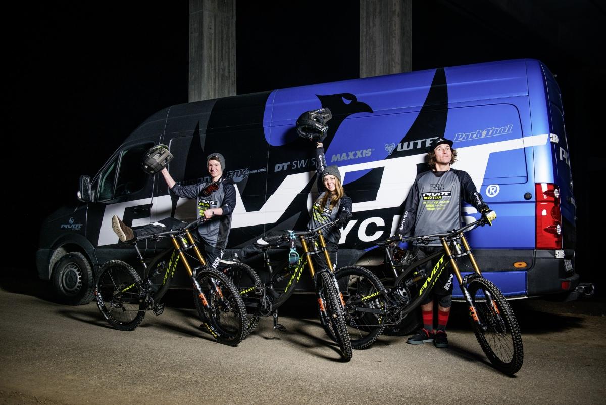 Pivot Cycles Devo Team