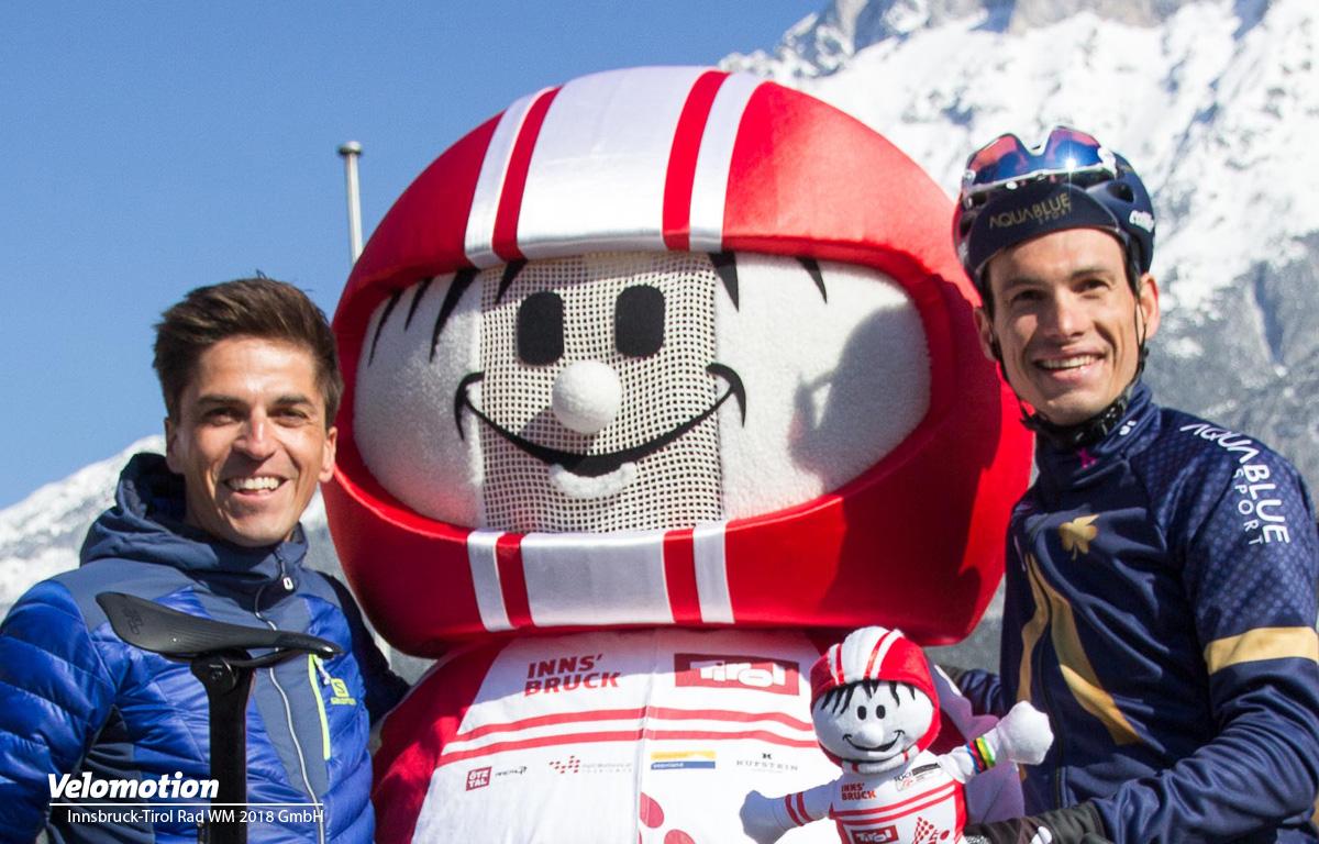 Rad-WM Innsbruck Helmi