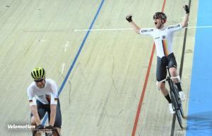 Bahnrad-WM Reinhardt Kluge