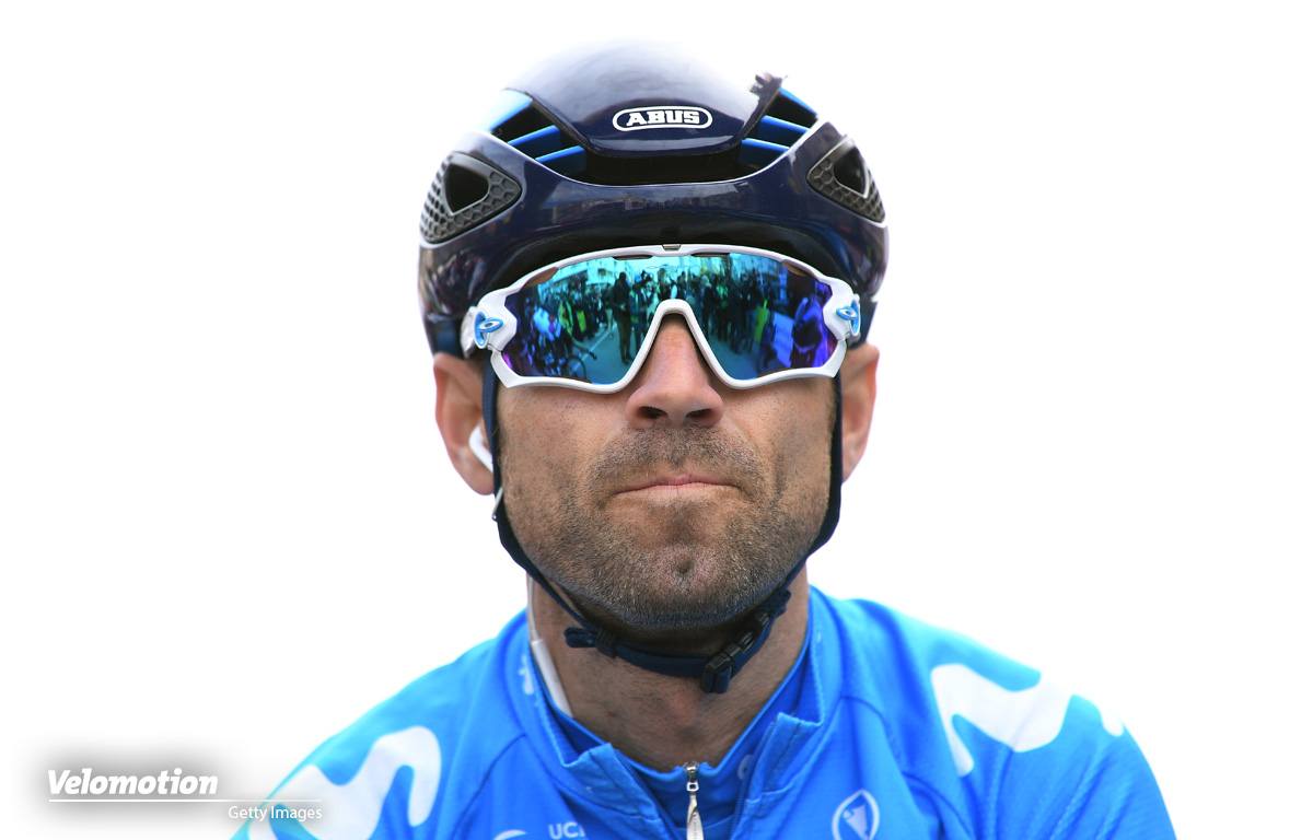 Tour de France Teams Movistar Valverde