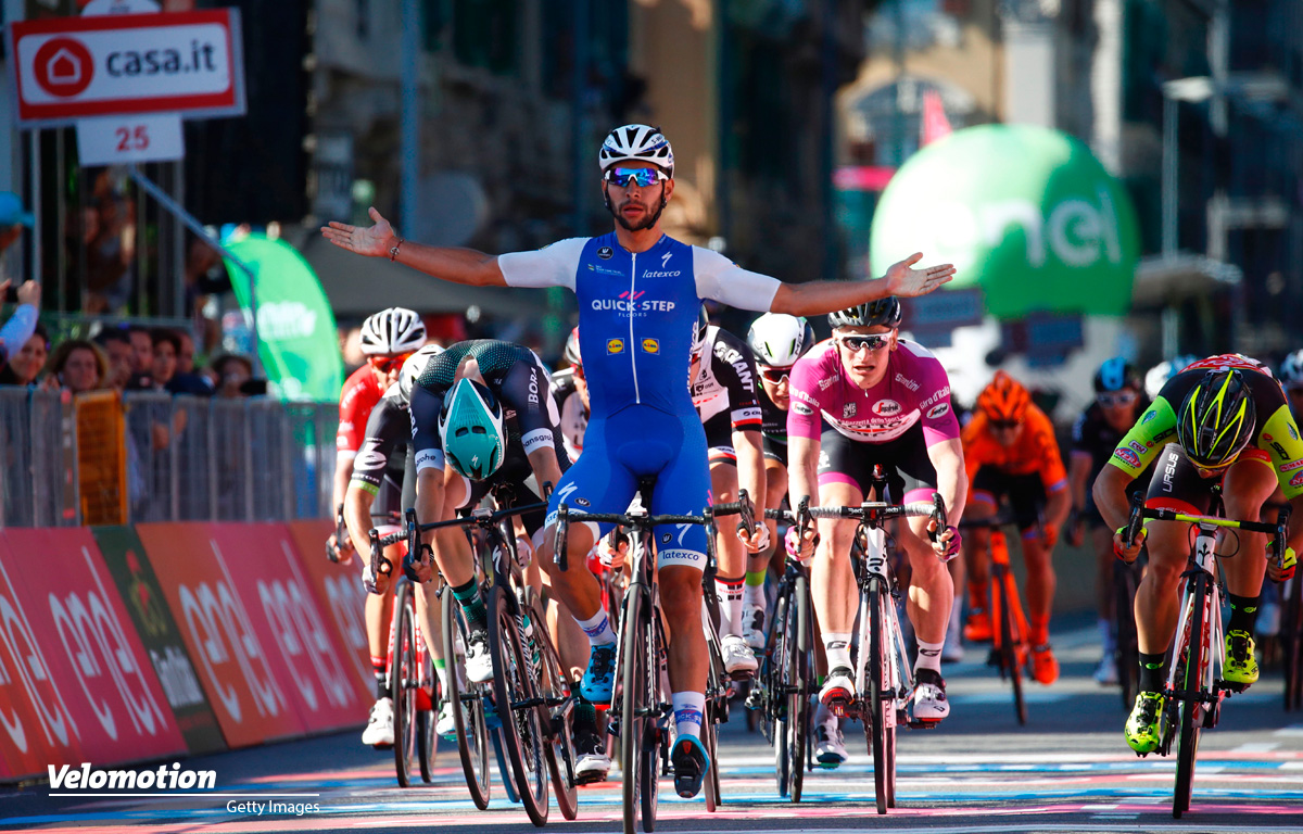 Giro d'Italia 2018 Sprinter