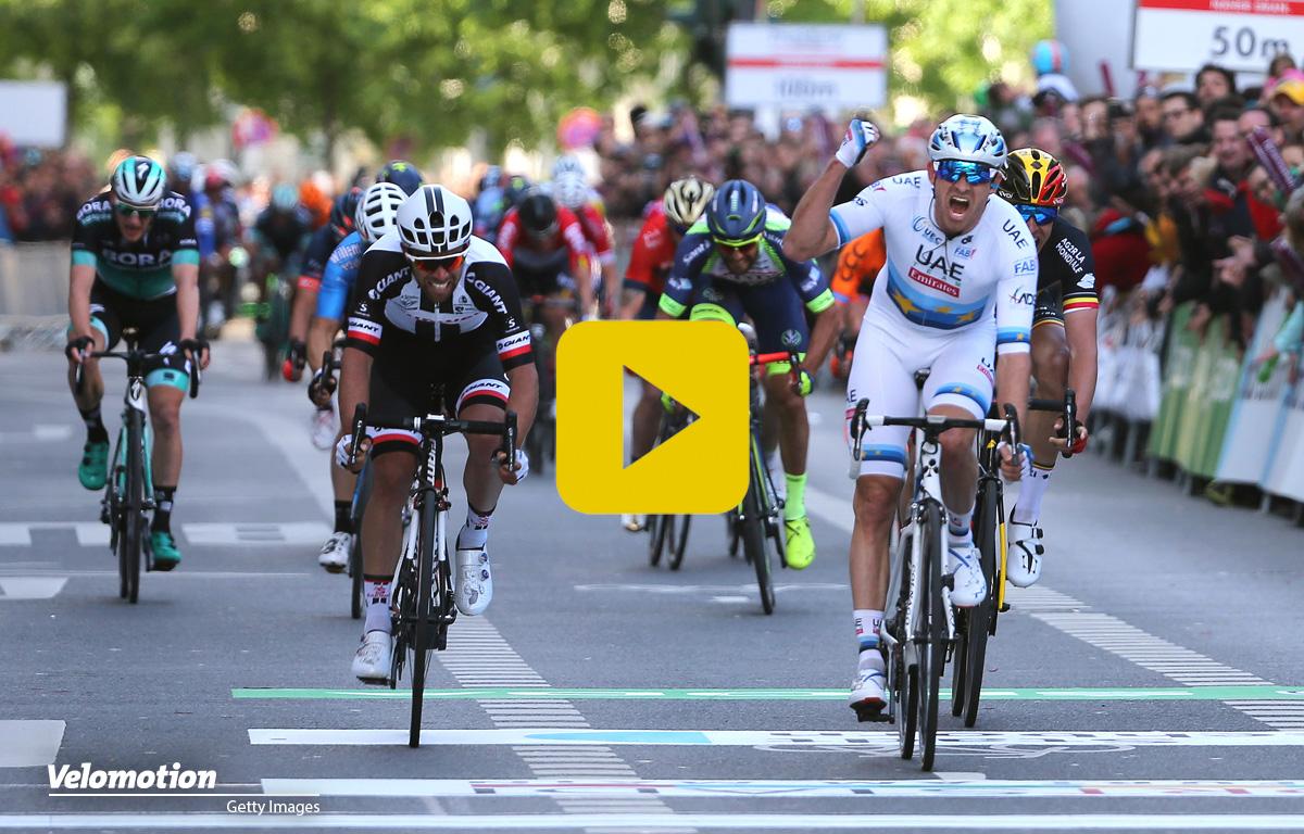 Radsport Analyse Eschborn-Frankfurt Gaviria Bennett Kristoff