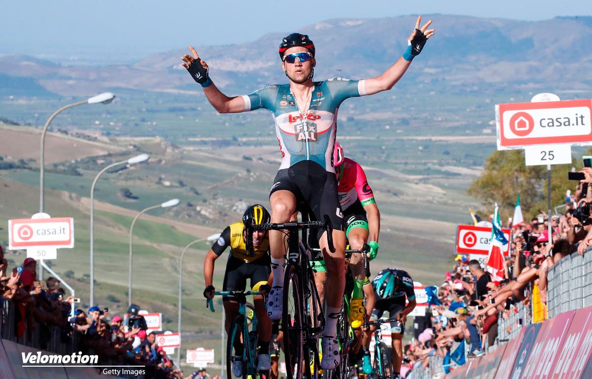 Wellens Giro d'Italia
