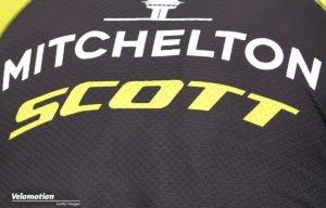 Giro Mitchelton-Scott Yates Chaves