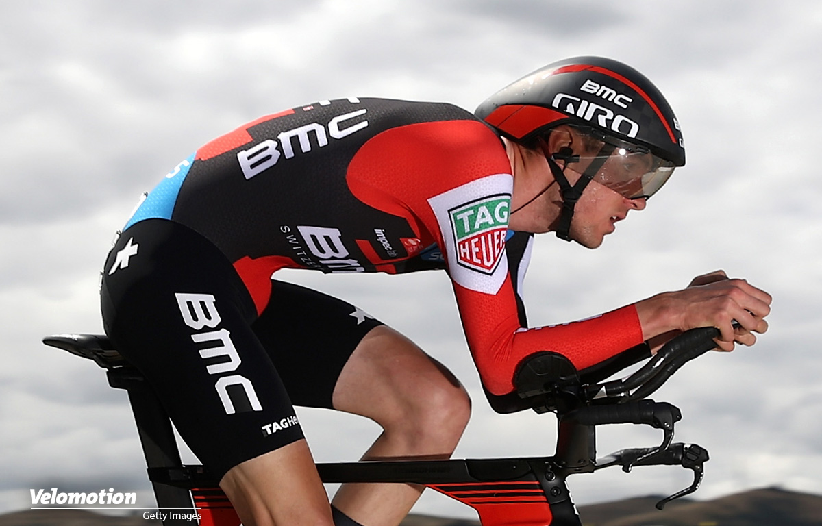 Van Garderen Tour of California