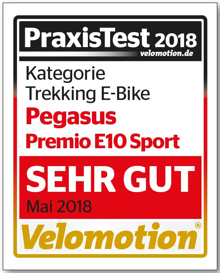 Pegasus Premio E10