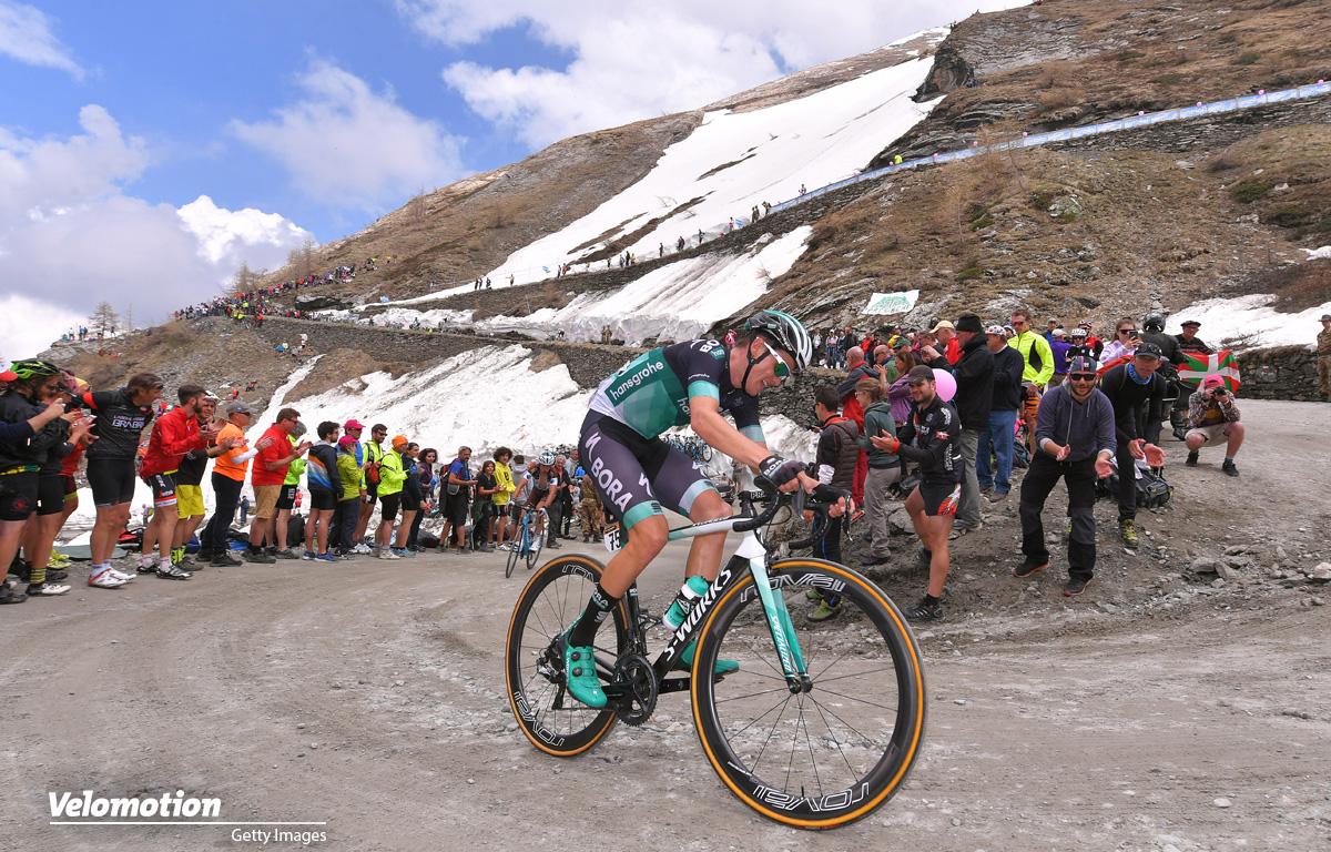 Giro d'Italia Patrick Konrad