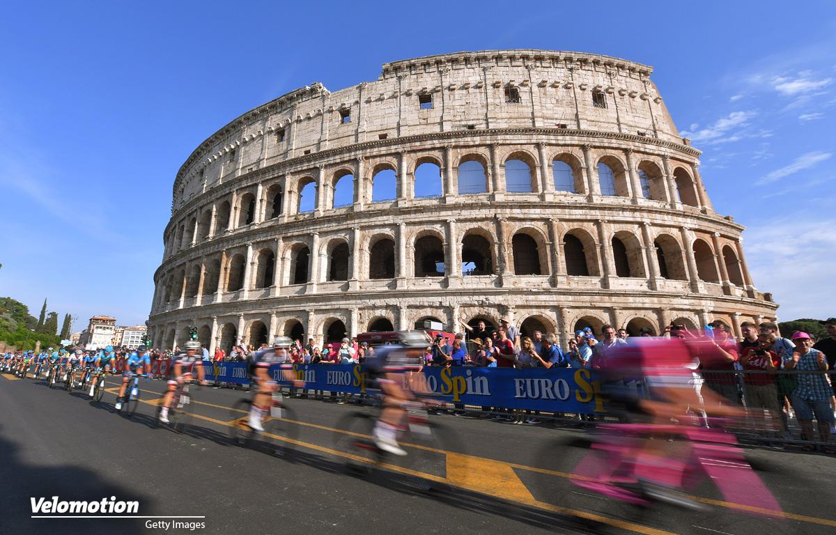 Giro d'Italia Kolosseum