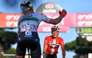 Giro d'Italia Tweets