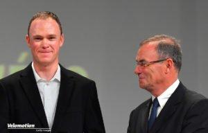 Froome Hinault Giro d'Italia