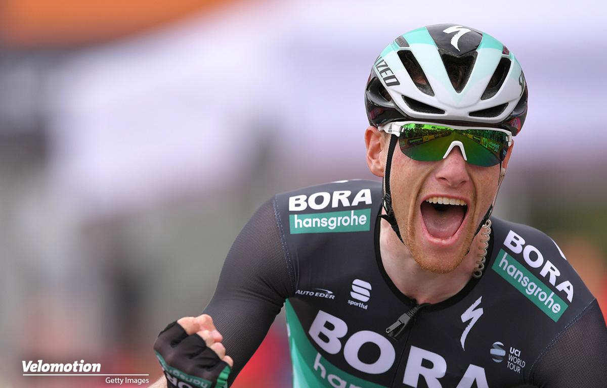 Bennett Vuelta