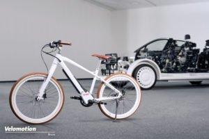 E-Bike Automobil Brose