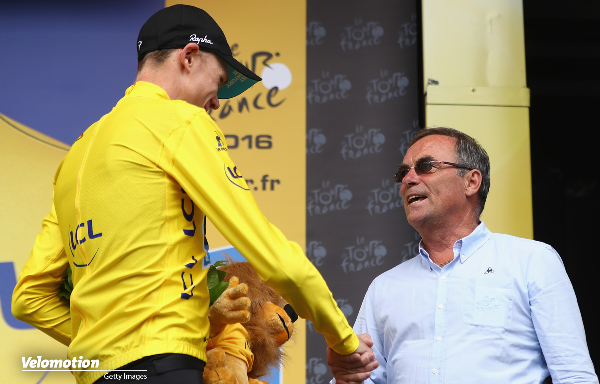Froome Hinault