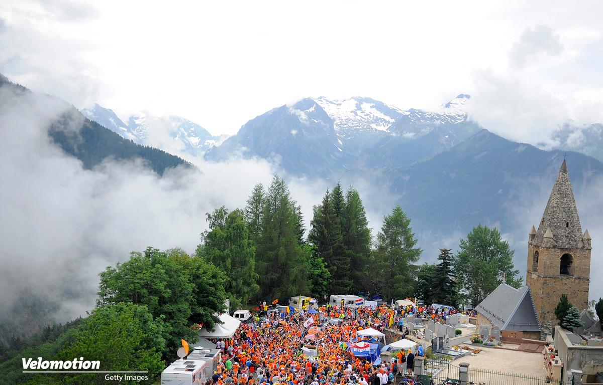 Tour de France Etappen