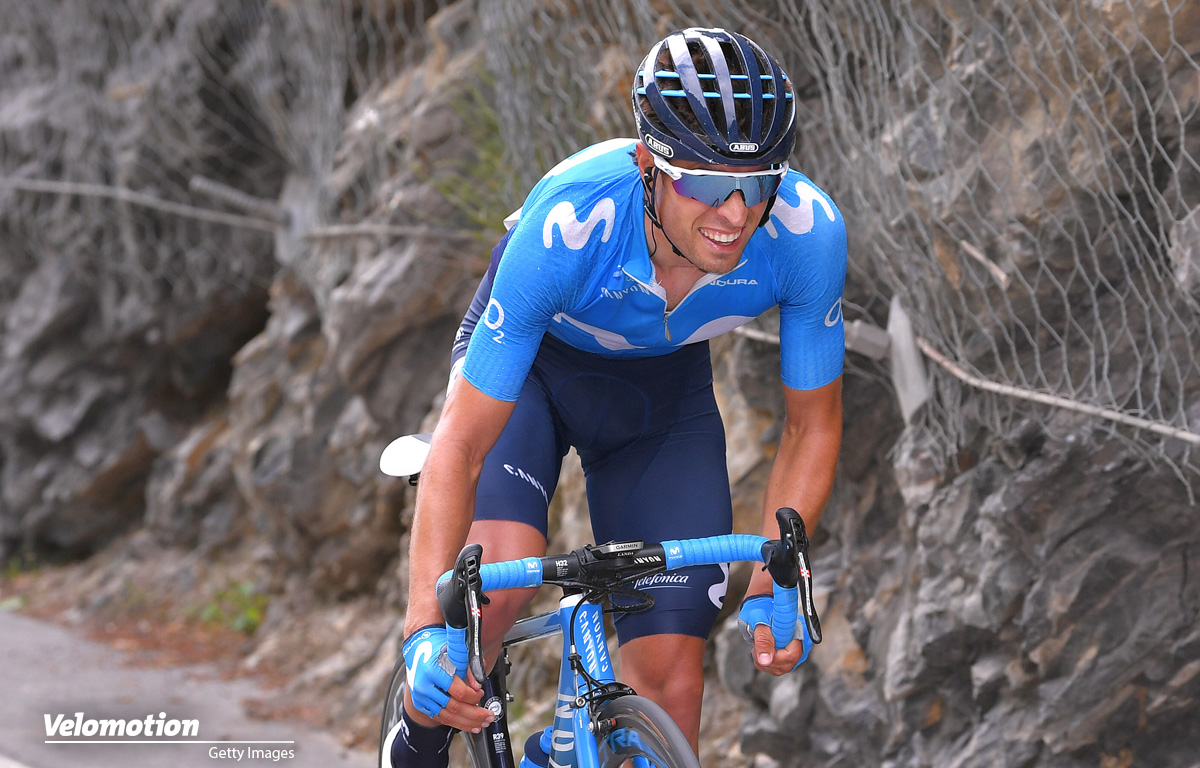 Radsport Transfers Movistar Landa