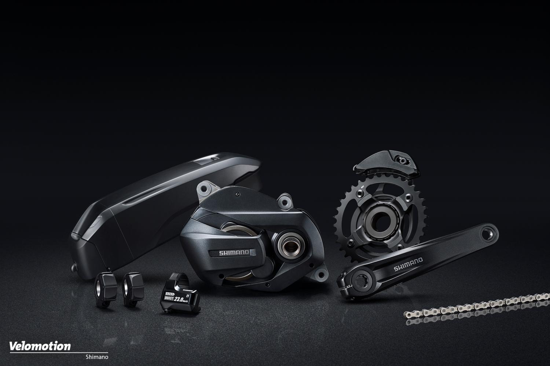 E-Bike Motoren 2019: Shimano Steps E7000