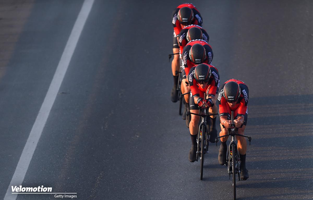 Tour de France Vorschau Teamzeitfahren BMC