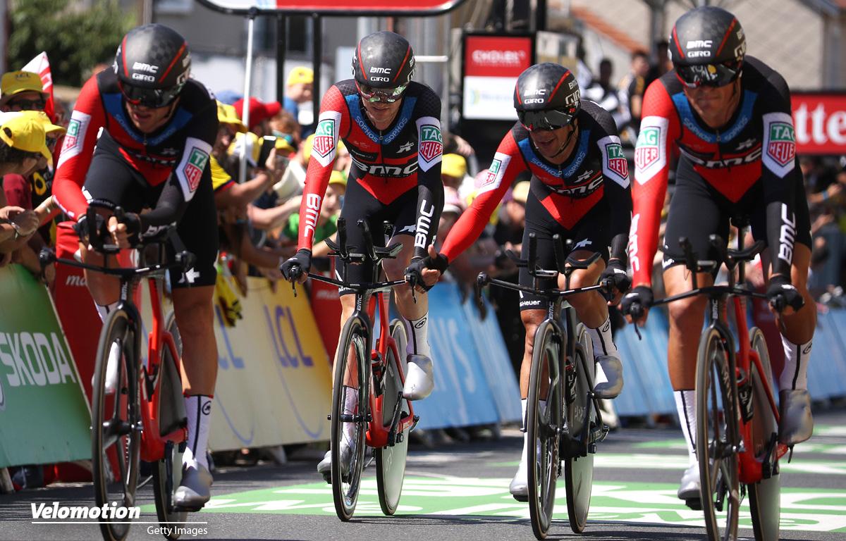 Tour de France BMC