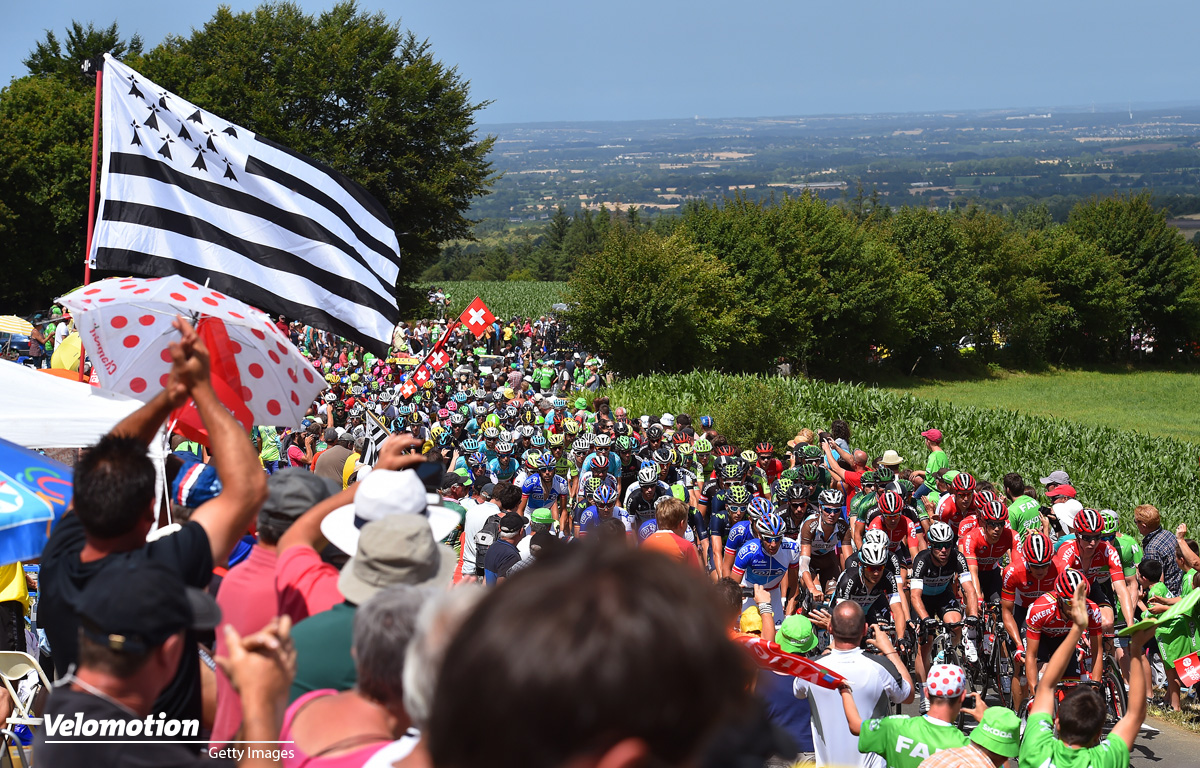 Tour de France Vorschau Etappe 6 Mur de Bretagne