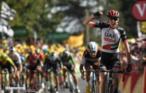 Tour de France 2019 Podium Daniel Martin