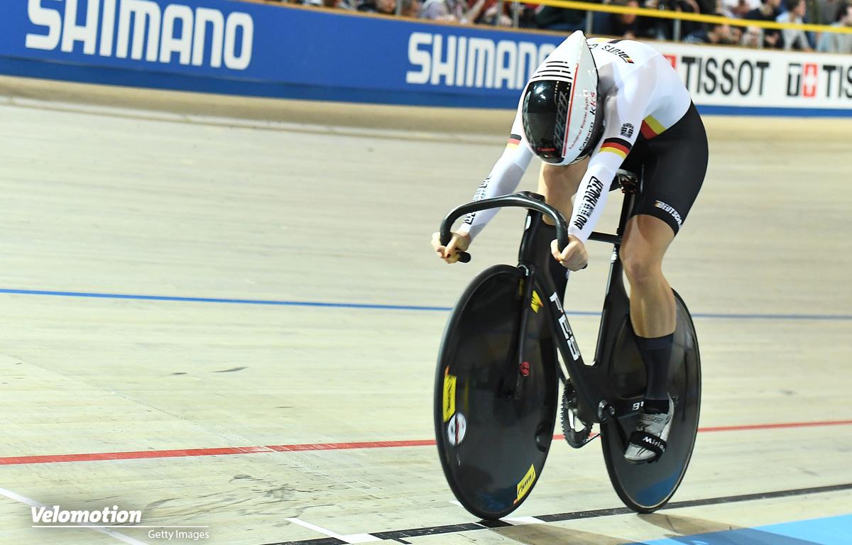 Deutsche Bahnrad-Meisterschaft Welte