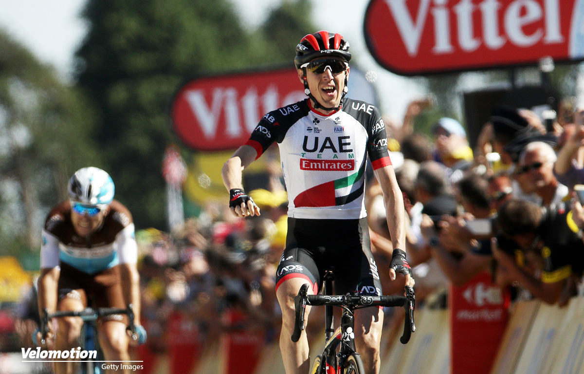 Tour de France 2019 Teams UAE Martin