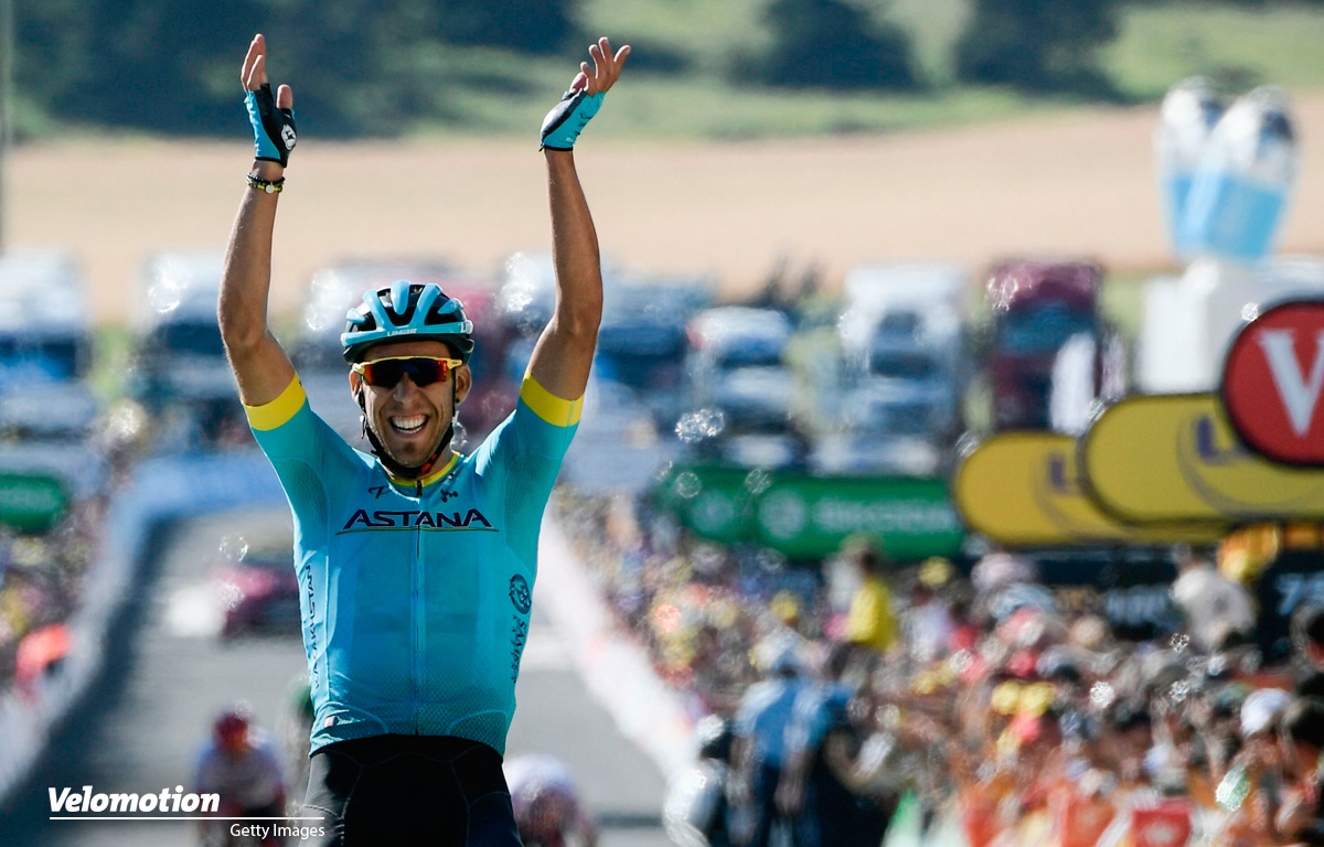 Fraile Omar Mende Tour de France