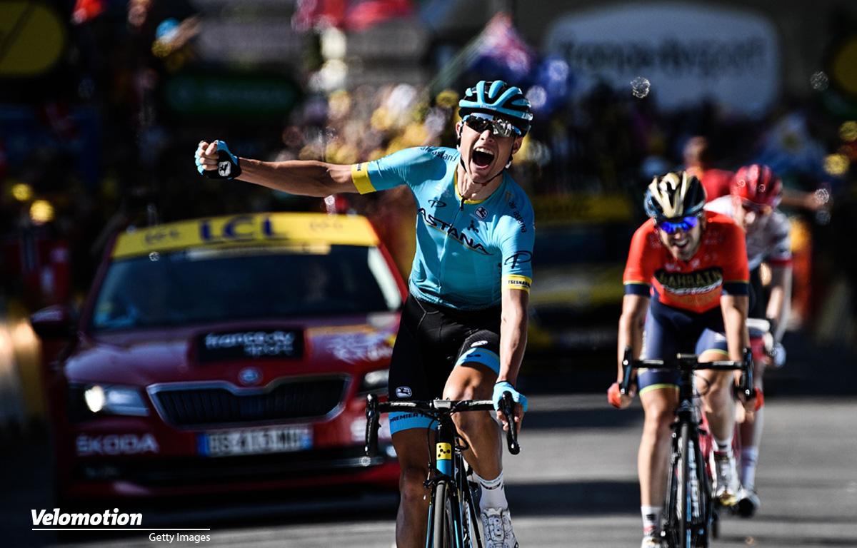 Cort Nielsen Tour de France