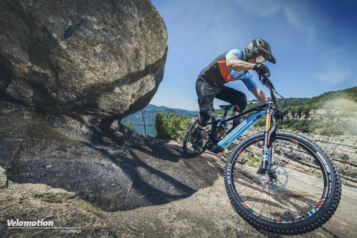 E-Performance: Mondraker E-Bikes 2019: Zwei neue E-MTBs mit Bosch Antrieb