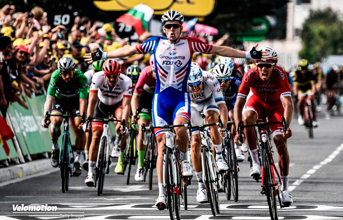 Démare Arnaud Tour de France