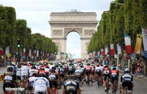 Tour de France Champs-Élysées