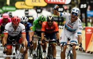 Degenkolb Kristoff Tour de France