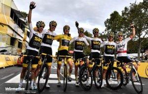 Tour de France 2018 Geld Sky