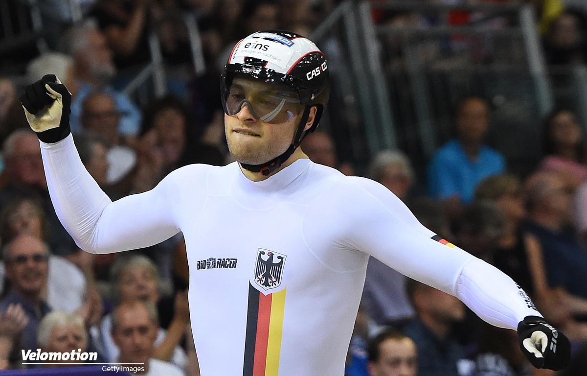 Bötticher Stefan Bahnrad-EM Keirin