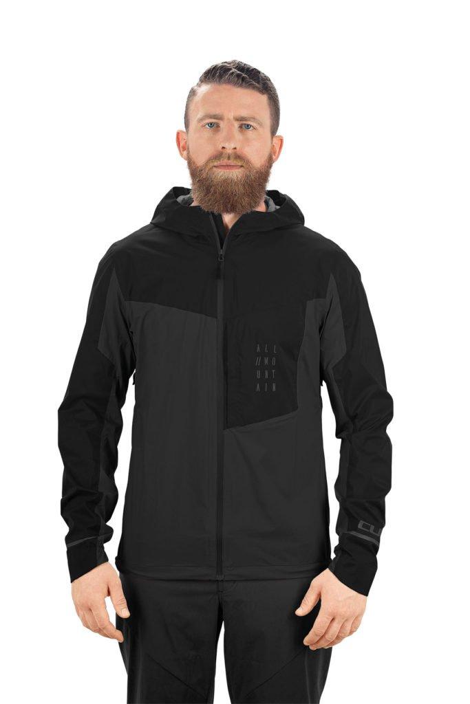 Cube AM Storm Jacket von vorne