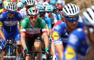 Elia Viviani Quick Step Vuelta a Espana