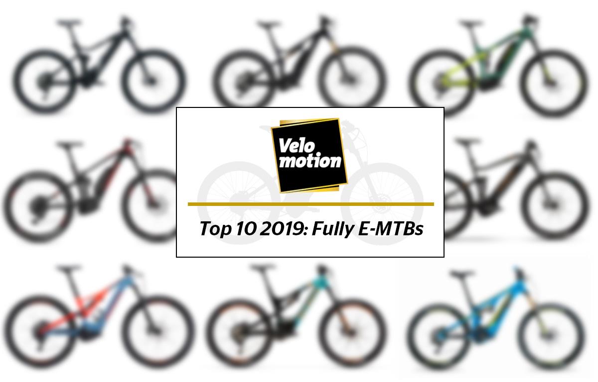 E-MTBs 2019