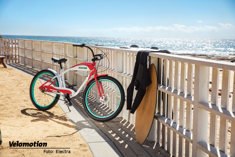 Produktnews: Electra Bicycle launcht drei neue Cruiser Limited Editions