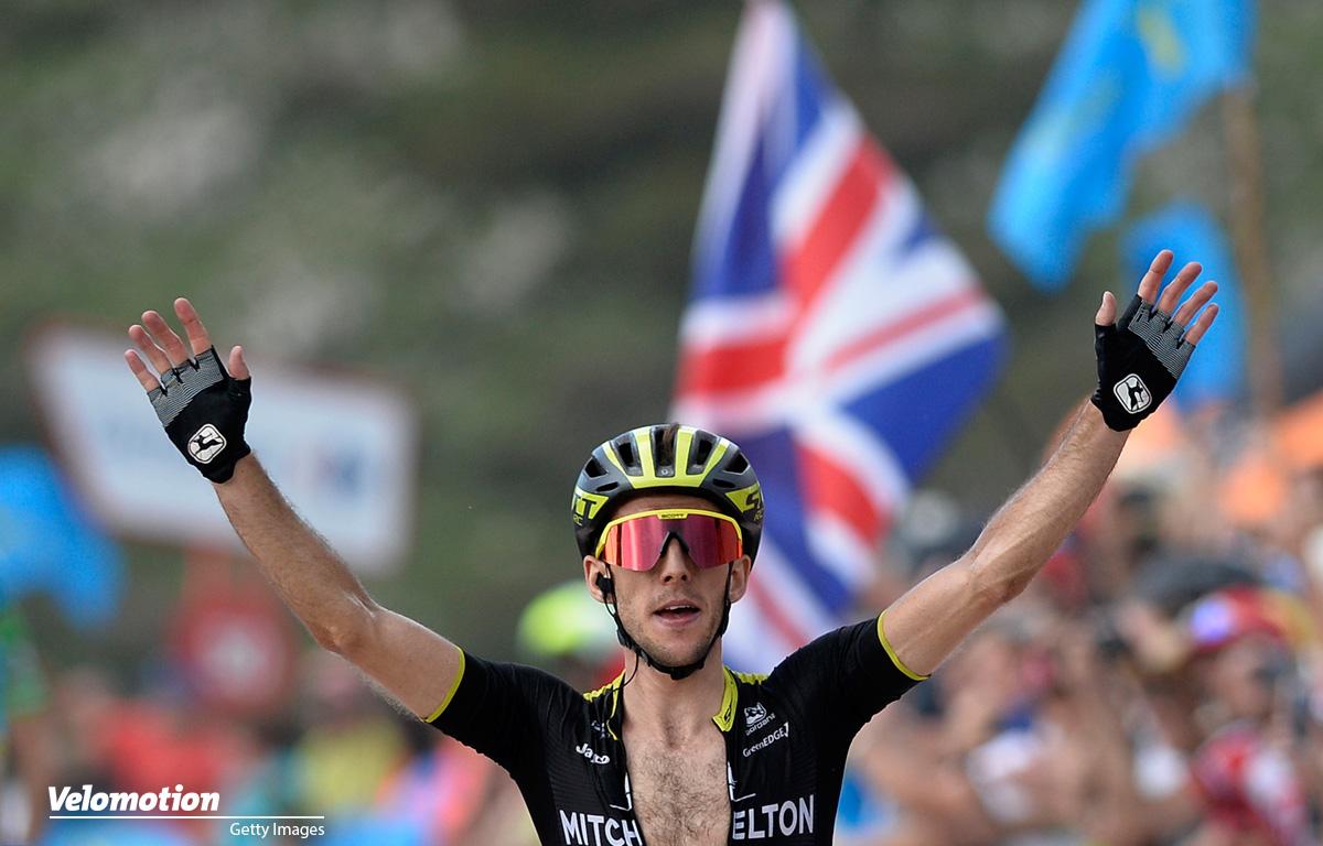 Simon Yates Vuelta a Espana