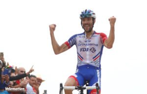 Thibaut Pinot Vuelta a Espana