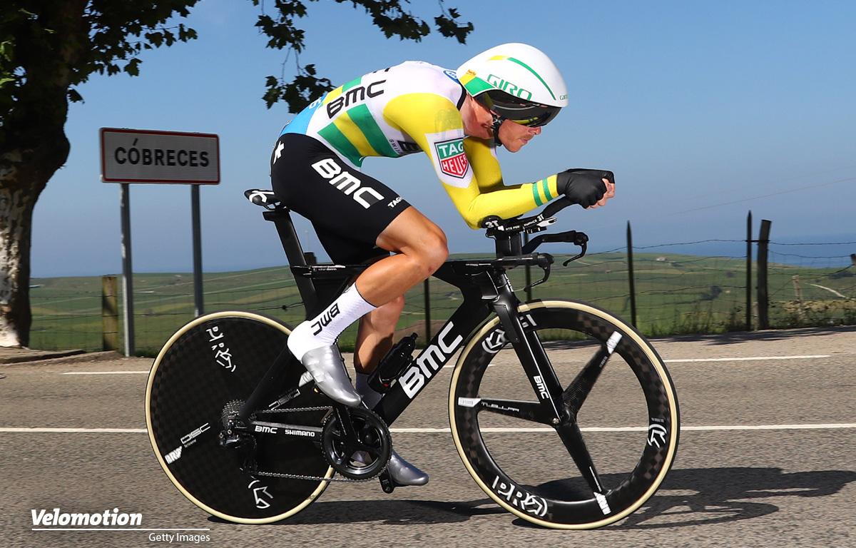Vuelta a Espana 16. Etappe Rohan Dennis