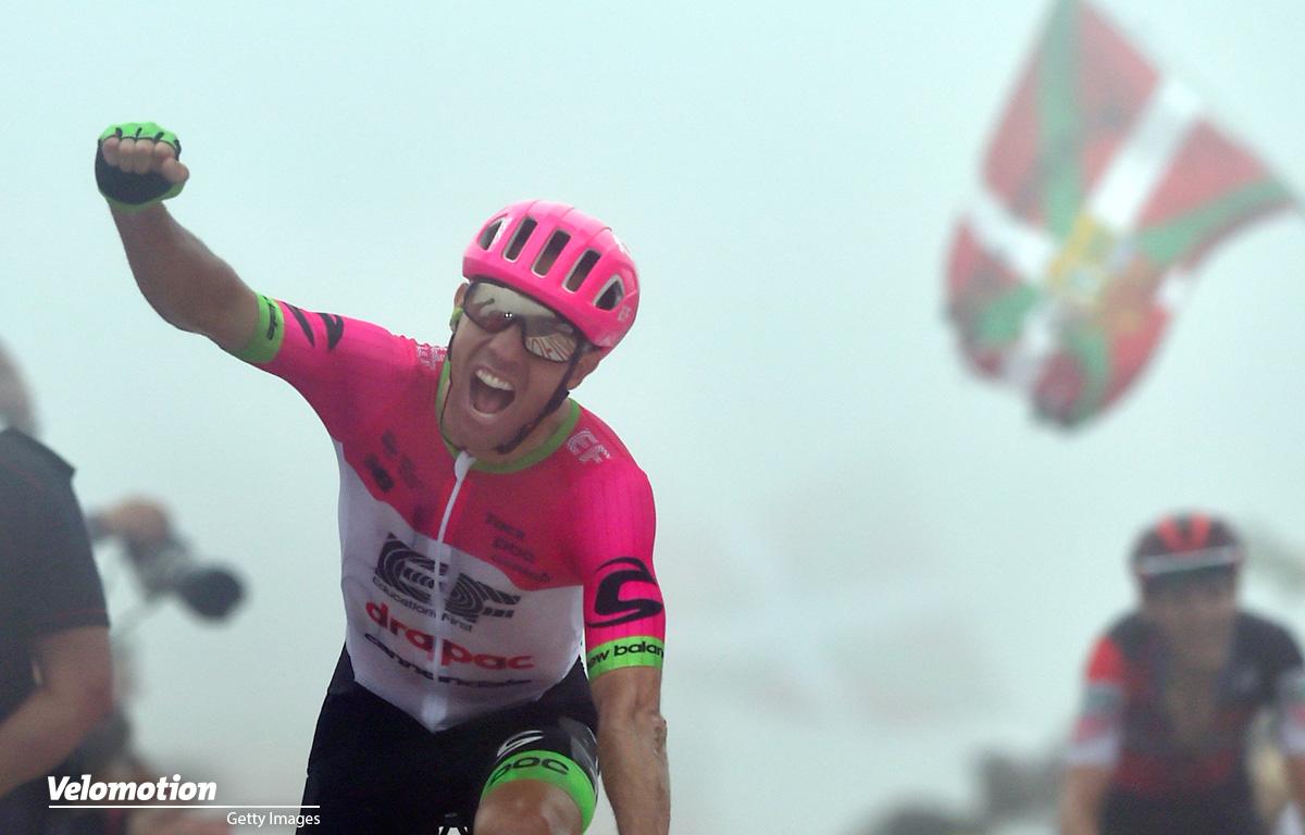 Woods Vuelta a Espana