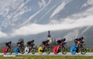 Rad-WM Innsbruck Teamzeitfahren Canyon-SRAM