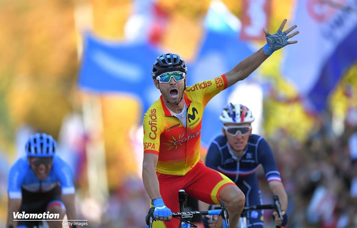Alejandro Valverde Rad-WM